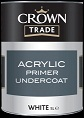 crown trade acrylic primer undercoat white