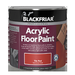 Blackfriar Acrylic floor paint