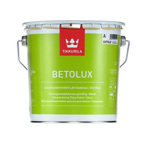 Tikkurila Betolux floor paint