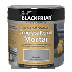 Blackfriar Low temp concrete repair morter
