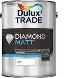 Dulux Trade Diamond Matt P.B.W