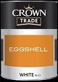 Crown trade Eggshell White