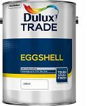 Dulux Trade Eggshell Colours