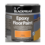 Blackfriar water-based Epoxy floor paint
