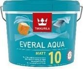 Tikkurila Everal aqua 10