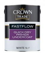 Crown Trade Fastflow Q/D Primer Undercoat Grey