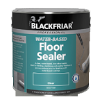 Blackfriar Water-based floor sealer
