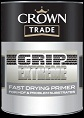 crown trade grip extreme fast dry primer white