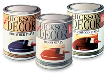 Hickson Hardwood Finish