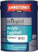 Johnstones Acrylic Eggshell Colour