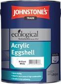 Johnstones Acrylic Eggshell B/White & Mag