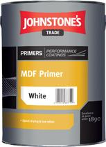 Johnstones MDF Primer White