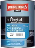 Johnstone's Microbarr Anti Bacterial Acrylic Eggshell