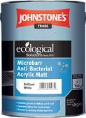Johnstones Microbarr Anti Bacterial Acrylic Matt