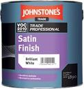 Johnstones Satin finish B/White