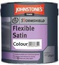 Johnstones Stormshield Flexible Satin Colour