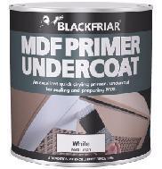 Blackfriar MDF Primer Undercoat