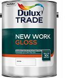 Dulux Trade New Works Gloss White