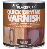 Blackfriar Quick Drying Interior coloured  Varnish