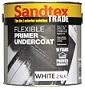 Sandtex Trade Flexible Primer U/C White & Colours