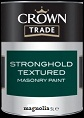 crown trade Stronghold Textured Masonry magnolia