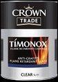 Crown Timonox Anti Graffiti Flame Retardant Glaze