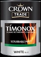 Crown Timonox Scrubbable Matt White