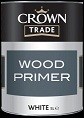 crown trade wood primer white