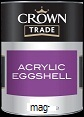 crown trade acrylic eggshell Mag
