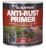 Blackfriar Anti Rust Primer Red