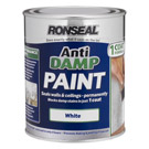 Ronseal One Coat Anti Damp Paint