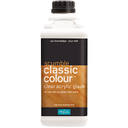 Polyvine Classic colour acrylic all purpose water based extender