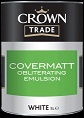 crown trade covermatt white