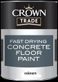 crown trade f/d concrete floor paint colour