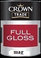 crown trade full gloss magnolia