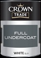 crown trade full undercoat white