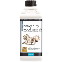 Polyvine heavy duty dead flat Floor Varnish