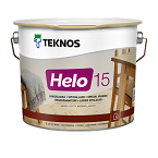 Teknos Helo 15 matt varnish
