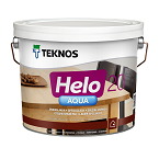 Teknos Helo  Aqua 20 w/b semi-matt varnish