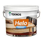 Teknos Helo Aqua 40 W/B  Semi-gloss varnish