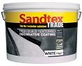 Sandtex Trade High Build White