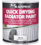 Blackfriar Quick Drying Radiator Paint