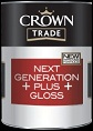 Crown Trade Next Generation Plus  Gloss White