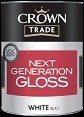 Crown Trade Next Generation Gloss White