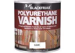 Blackfriar Polyurethane varnish Clear