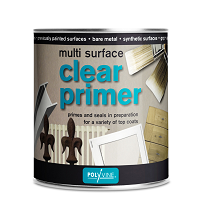 Polyvine Multi Surface Clear Primer
