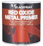 Blackfriar Red oxide Metal Primer