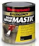Thompson's Emergency Roof Repair Mastic