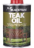 Blackfriar Teak Oil
