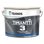 Teknos Timantti 3 w/b primer
